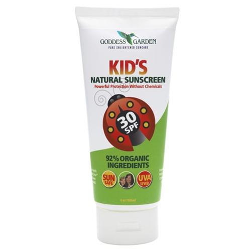 Goddess Garden Kids Sunscreen