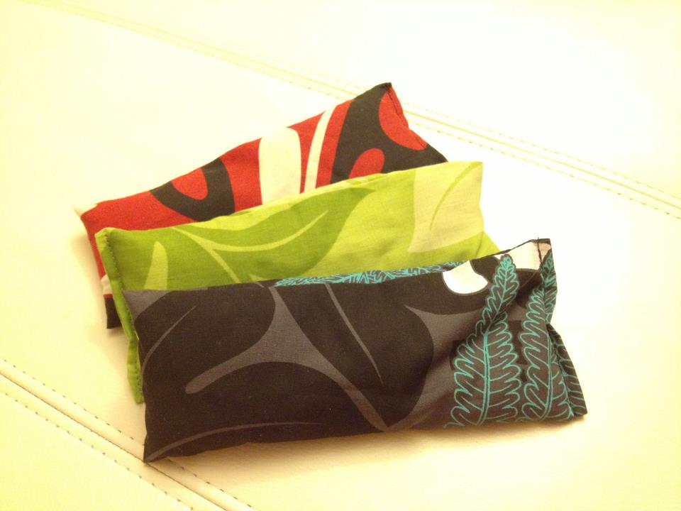 eye pillows hawaiian